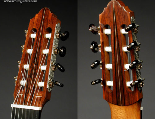 8-String Headstocks
